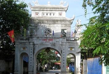Die Heimat von Doktor Bung besuchen