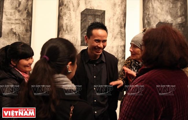 Maler Do Tuan Anh und die Sehnsucht nach der Heimat