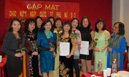 Kinh nghiệm hoạt động Hội tại Hungary: Tập hợp tiềm năng của phụ nữ Việt Nam ở nước ngoài