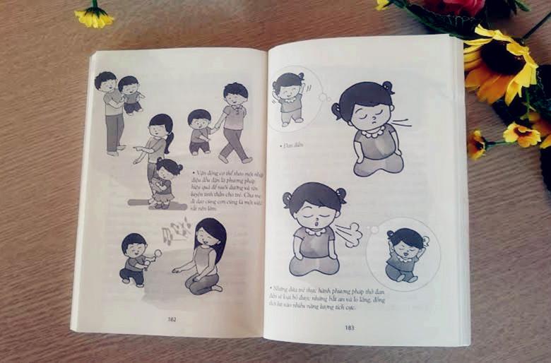 Thực hành theo phương pháp Giáo dục sớm Shichida nuôi dạy con thành thiên tài