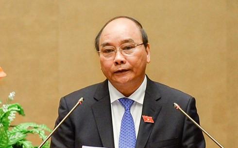 Ông Nguyễn Xuân Phúc được đề cử làm Thủ tướng