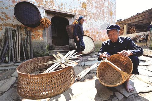 Nghề truyền thống của người Hà Nhì