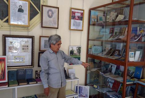 Dịch giả Thúy Toàn: Một người ở đất Phù Lưu…