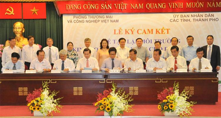 Việt Nam kiến tạo môi trường kinh doanh thuận lợi để năm 2020 có 1 triệu doanh nghiệp