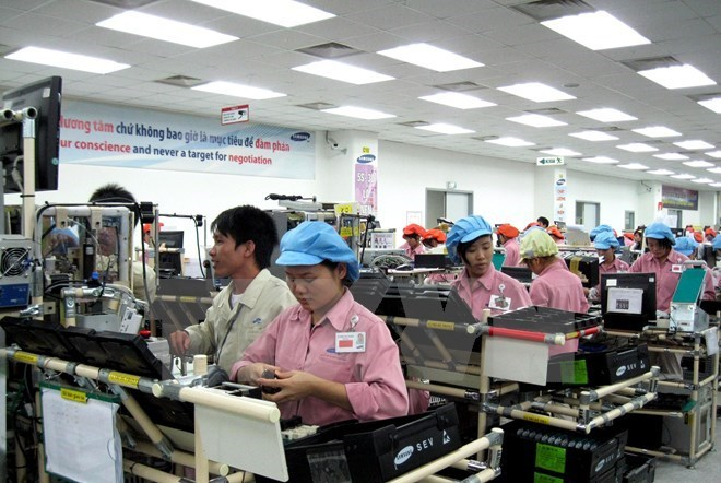 Xuất khẩu của Hàn Quốc sang Việt Nam tăng mạnh
