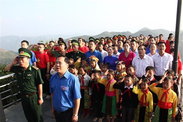 Phát động tháng thi đua cao điểm kỷ niệm 60 năm Ngày truyền thống Hội Liên hiệp Thanh niên Việt Nam