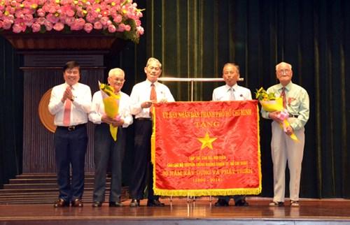 Họp mặt truyền thống kỷ niệm 71 năm Ngày Nam bộ kháng chiến