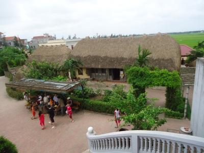 Về thăm bảo tàng đồng quê giữa miền quê yên bình Giao Thủy