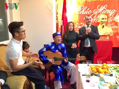 Tết cộng đồng Việt Nam tại Thổ Nhĩ Kỳ