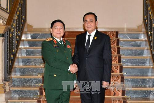 Tăng cường hợp tác quốc phòng nhằm thúc đẩy quan hệ Đối tác chiến lược Việt Nam - Thái Lan
