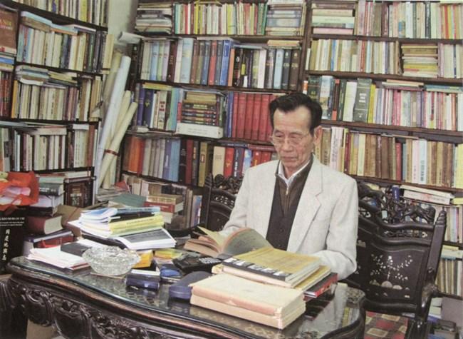 Phan Trac Canh, Sammler der alten Bücher