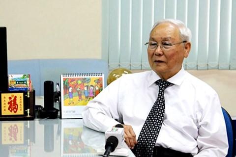 Lehrer Nguyen Trong Vinh – hervorragender Bürger der Hauptstadt