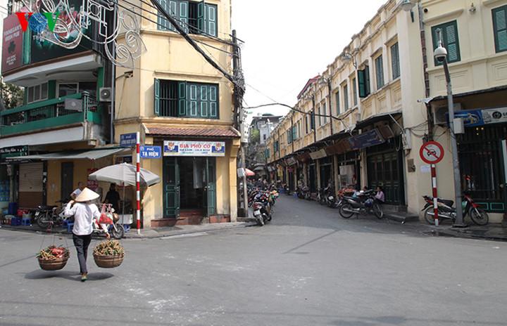 Kostenlose Touren zur Vorstellung der Berufsstraßen in Hanoi