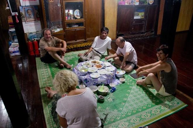 Das Dorf Pac Ngoi beschäftigt sich mit Homestay-Tourismus