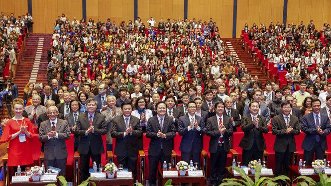 Vietnam in den Augen der internationalen Freunde
