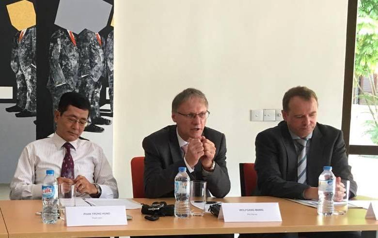 Perspektive für die wirtschaftliche Zusammenarbeit zwischen Vietnam und Deutschland