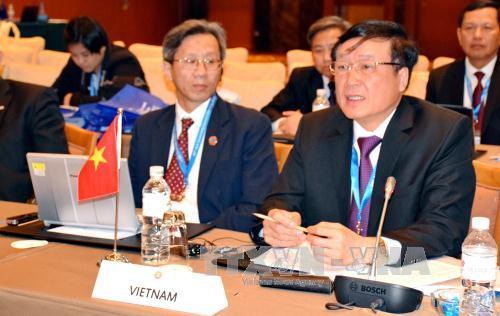 Die 5. Konferenz des Rates der ASEAN-Oberrichter