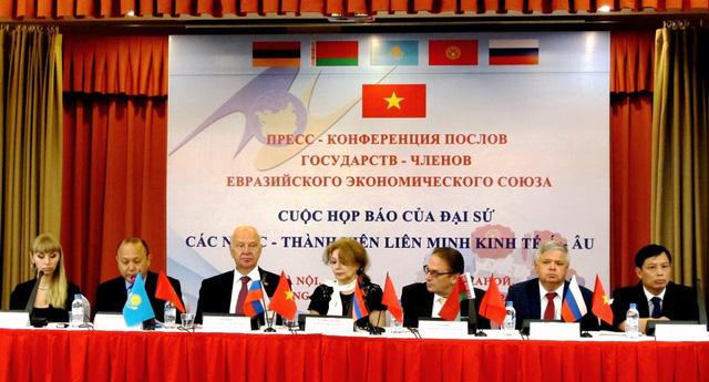 ข้อตกลงการค้าเสรีเวียดนาม - สหภาพเศรษฐกิจเอเชีย – ยุโรปมีผลบังคับใช้อย่างเป็นทางการ