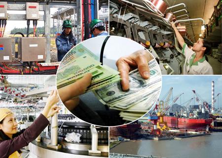 ปฏิรูปโครงสร้างเศรษฐกิจและเปลี่ยนแปลงใหม่รูปแบบการขยายตัวเพื่อการพัฒนาอย่างยั่งยืน