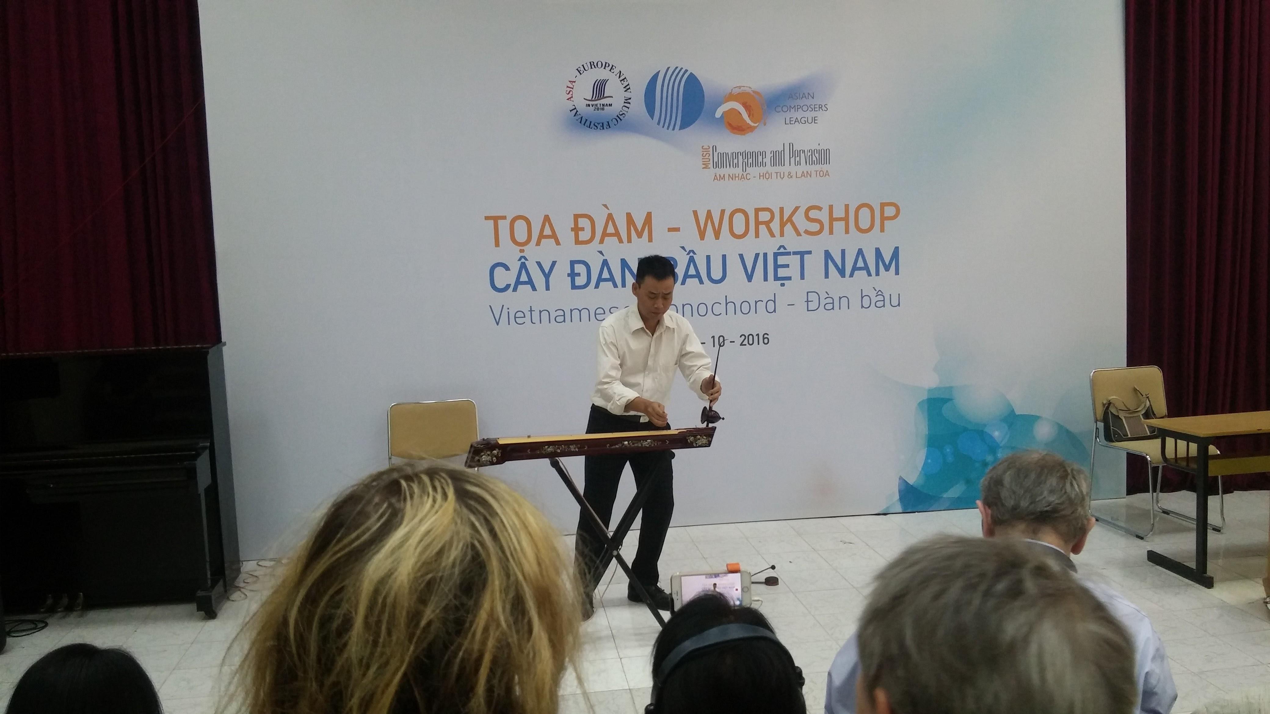 ด่านเบิ่ว – เครื่องดนตรีที่เป็นเอกลักษณ์เฉพาะของคนเวียดนาม