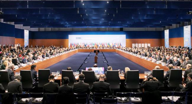 การประชุมรัฐมนตรีว่าการกระทรวงการต่างประเทศOSCEหารือเกี่ยวกับปัญหาความมั่นคงและความร่วมมือในยุโรป