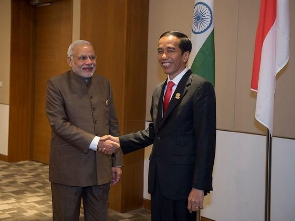 อินเดียและอินโดนีเซียเรียกร้องให้แก้ไขปัญหาการพิพาทในทะเลตะวันออกด้วยสันติวิธี