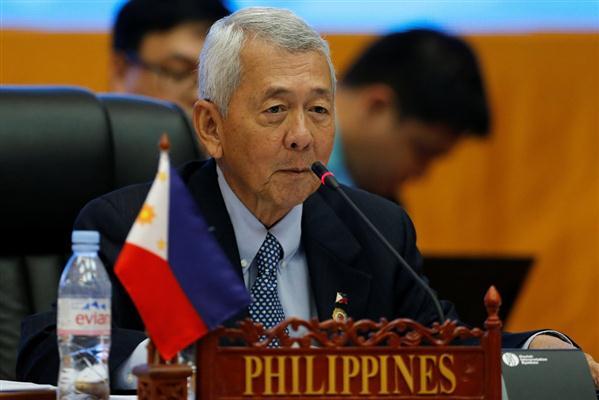 ฟิลิปปินส์แสวงหามาตรการทางการทูตในปัญหาทะเลตะวันออก