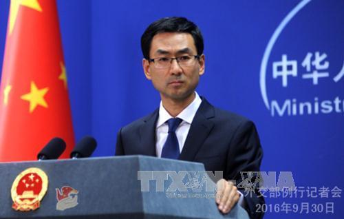จีนให้ความสนใจเป็นอันดับต้นๆต่อการกระชับความสัมพันธ์กับอาเซียนในปี 2017