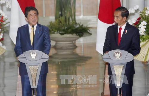 ญี่ปุ่นและอินโดนีเซียเห็นพ้องที่จะกระชับความร่วมมือด้านความมั่นคงทางทะเล