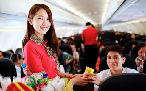 เปิดเส้นทางบินตรงระหว่างกรุงฮานอยกับสิงคโปร์
