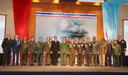งานเลี้ยงในโอกาสฉลองวันก่อตั้งกองทัพไทย