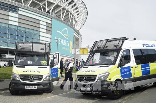ตำรวจอังกฤษจับกุมตัวผู้ต้องส่งสัยอีก 1 คนในเหตุโจมตีก่อการร้ายด้านหน้าอาคารรัฐสภา