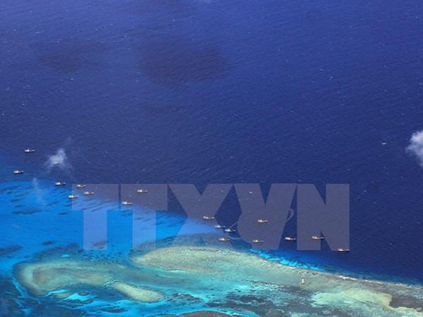 อาเซียนและจีนเสร็จสิ้นการจัดทำกรอบร่างระเบียบการปฏิบัติต่อกันในทะเลตะวันออกหรือซีโอซี