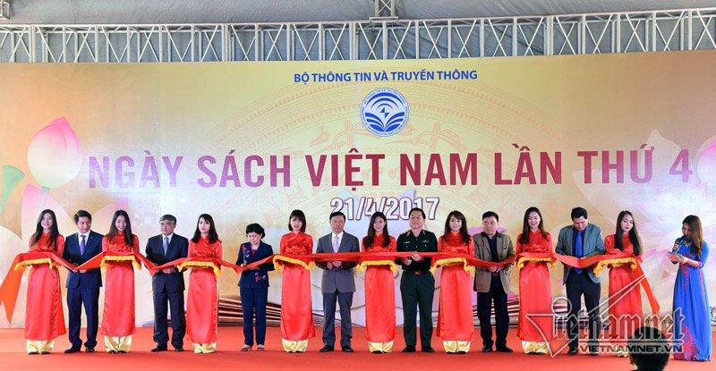 เปิดวันหนังสือเวียดนามครั้งที่ 4
