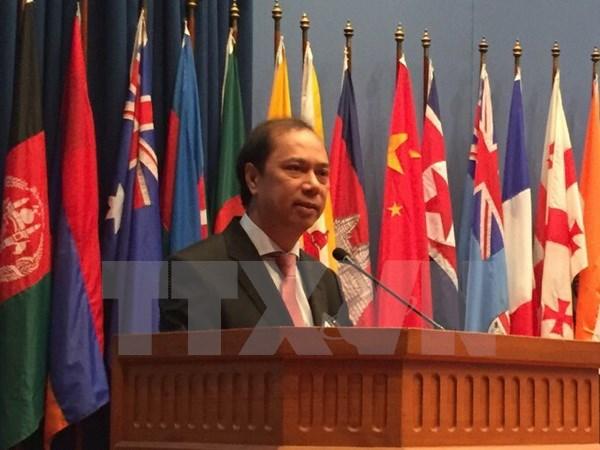 """เวียดนามเข้าร่วมการสนทนา """"ปฏิบัติการทางทิศตะวันออก"""" ณ ประเทศอินเดีย"""