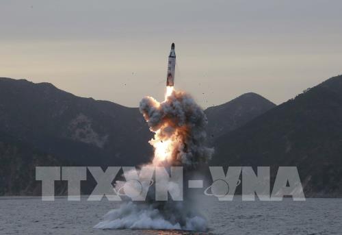 สาธารณรัฐเกาหลีและสหรัฐเตือนว่า จะเพิ่มมาตรการควํ่าบาตรสาธารณรัฐประชาธิปไตยประชาชนเกาหลี