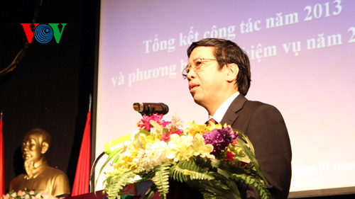 Radio Voice of Vietnam improves its program specialization