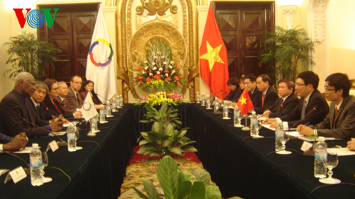 Vietnam is a responsible member of the International Francophone Organization