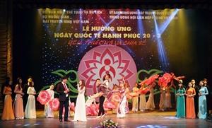 Vietnam celebrates International Day of Happiness