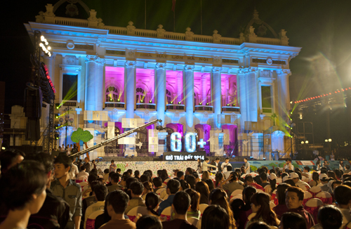 Vietnam responds to Earth Hour Campaign