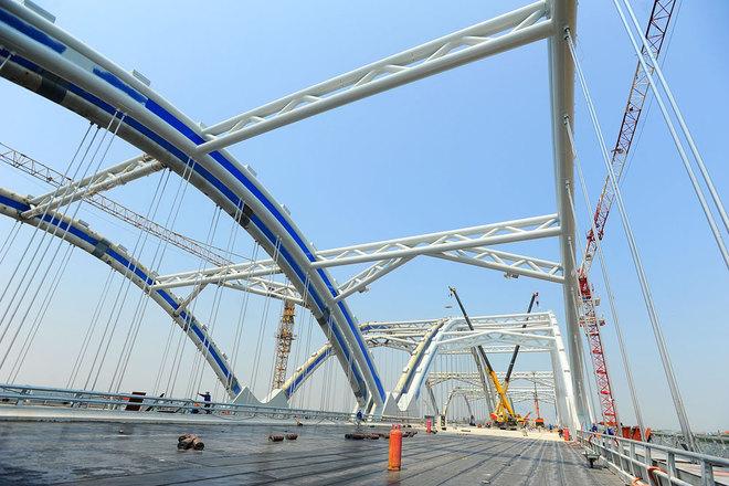 Bridges in Hanoi