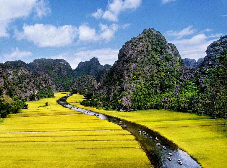 Ninh Binh- the land of ancient capital