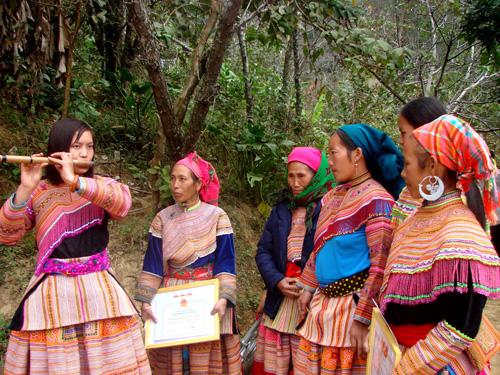 Preserving ethnic culture