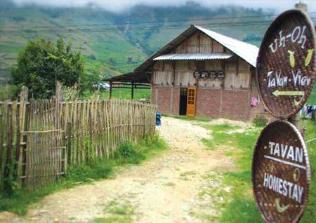 Homestay in Ta Van Giay