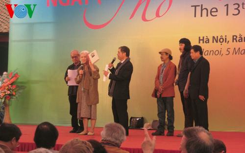 Vietnam Poetry Day 2015