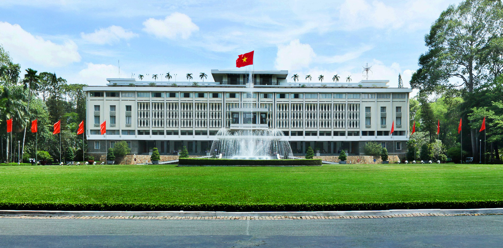 Reunification Palace: Historical and Cultural relic