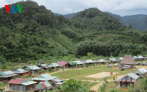 Improvements seen in new rural development in Quang Nam