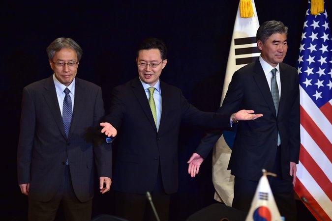 Korean tensions continue