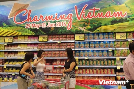 Vietnamese agricultural products available in Singapore outlets