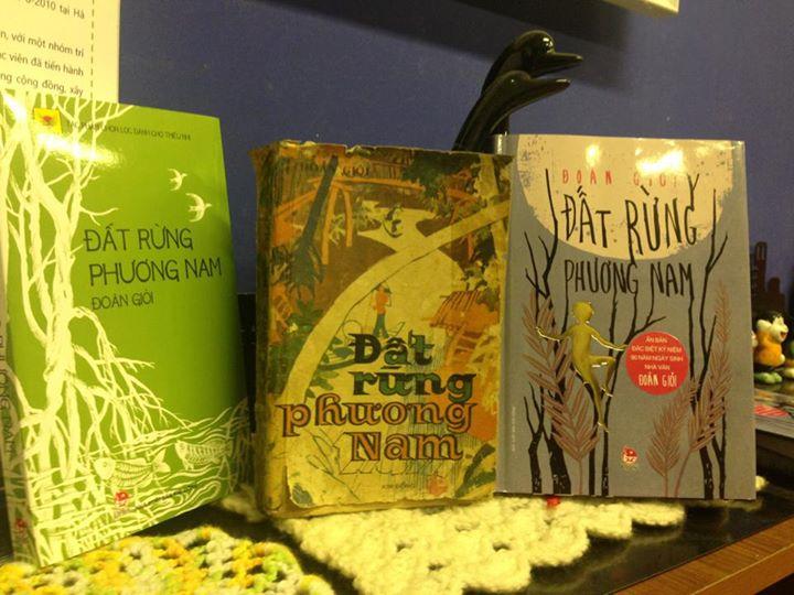 Writer Doan Gioi and his books about children